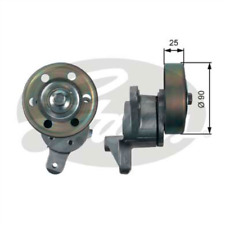 Tensioner Pulley Ribbed for TOYOTA RAV 4 II 2.0 D 4WD