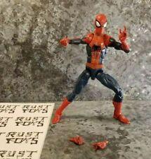 Marvel Legends The Amazing Spider-Man 2 Green Goblin BAF Infinite Series LOOSE