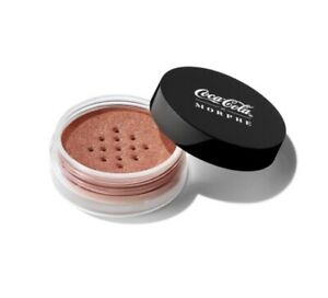 MORPHE X COCA COLA ~ GLOWING PLACES LOOSE HIGHLIGHTER in SERVE SPARKLING ~ BNIB