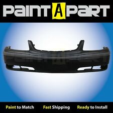 Fits: 2003 2004 2005 Chevy Impala LS Front Bumper (GM1000633) Painted