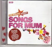 (FD308) The World's Biggest Songs For Mum, 36 tracks various artists - 2012