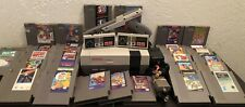 Original Nintendo NES System Console Bundle Lot With 30 Video Games