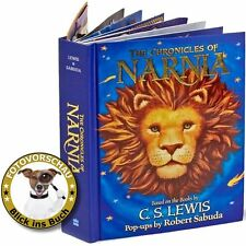 PopUp:Die Chroniken von/The Chronicles of Narnia,based on the Books by C.S.Lewis
