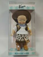 "kewpie doll Rare 8"" dress In sweet Cowgirl costume 2009 Charisma"