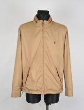 Ralph Lauren Hooded Men Jacket Size L Large, Genuine