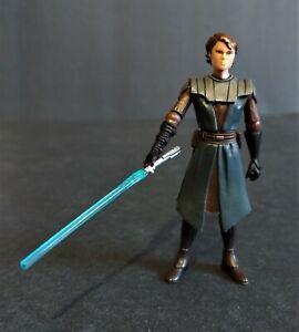 Hasbro Star Wars the Clone Wars Anakin Skywalker Loose