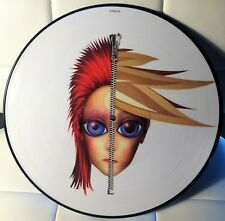 DAVID BOWIE Rebel Never Gets Old    LP 12'' PICTURE DISC ( sonido excepcional