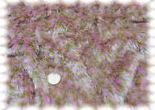 Winter Freaky Hilco Zottelpüsch rosa beidseitiger Fleece 50 cm