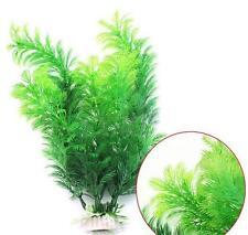 Ornament Artificial Green Plant Grass for Fish Tank Aquarium Decor Plastic  HOT