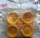 Tamiya 4-PACK Wheel Set in Yellow for Blackfoot 2016: 58633 # 9335763