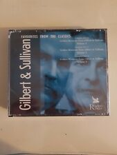 Gilbert &sullivan Favourites From The Classics NEW & SEALED
