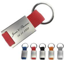 Sehr schöner Schlüsselanhänger in 5 Farben zur Auswahl