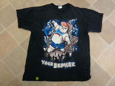 Rare Your demise - Stay Puft T Shirt - small. - Ghost busters design