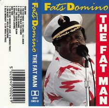 K 7 AUDIO (TAPE)  FATS DOMINO *THE FAT MAN*