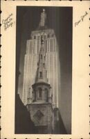 New York City Arthur Jaffee #51 c1920s Art Deco Postcard