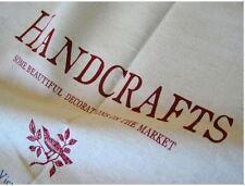 ZAKKA Linen Fabric Antique Birdcage Vintage 60x140cm