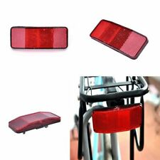 Light Warning Reflector Bike Reflective Board Bicycle Accessories Rack Tail