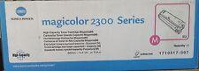 Original Toner Konica Minolta 2300 Serie Magenta 4500 Seiten - Neu u. OVP