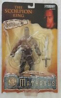 THE SCORPION KING MATHAYUS 5 INCH ACTION FIGURE