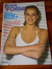 PLEINE FORME #54 female bodybuilding muscle magazine 4-83 (Fr)