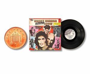 MINIATURE  Non Playable 1/12th  RECORD ALBUM LP - ROCKY HORROR PICTURE SHOW