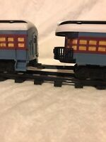 Lionel POLAR EXPRESS G Gauge Observation  Coach 7-11022 + Extension Coupler