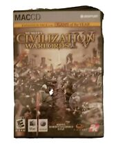 Civilization IV: Warlords Expansion Pack - Mac CD Game