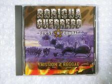 Boricua Guerrero Mission 2 Reggae / Brand New / Free Shipping!