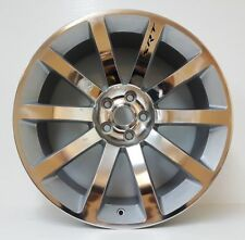"""20"""" silver pol ALLOY WHEELS CHRYSLER 300C, DODGE CHARGER,CRD,SRT, with tyres"""