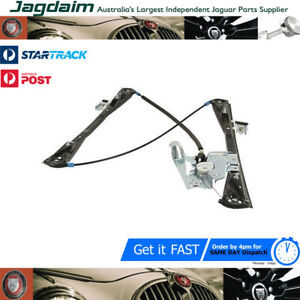 New Jaguar S-Type Window Regulator Front RH XR848093