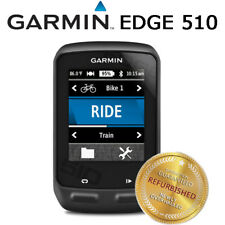 Garmin Edge 510 GPS Computer Device + Mount Black