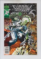 Shadow Hawk #2, 3, & 4 Image newsstand NM- 9.2 to NM/M 9.8