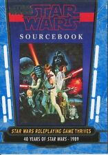 Star Wars 40th Anniversary Blue Base Card #73 Star Wars Roleplaying Game Thrives