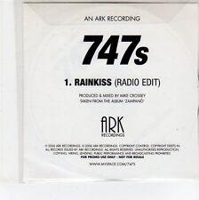(EG206) 747s, Rainkiss - 2006 DJ CD