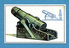 ARMI E SOLDATI - Edis 71 - Figurina-Sticker n. 355 - MORTAIO ITALIANO 210/8 -Rec