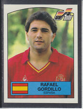Panini - Euro 88 - # 145 Rafael Gordillo - Espana
