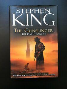 The Gunslinger by Stephen King 2003 Viking hardcover 1st printing/1st Dark Tower