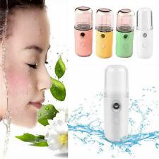 Face Moisturizing Mist Spray Machine USB Nano Facial Mister Facial Humidifier