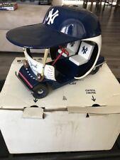 Very Rare New York Yankees World Champions Danbury Mint Bullpen Car