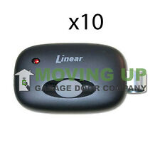 Linear MegaCode MCT-11 Remote Transmitter Garage Door Opener DNT00090 QTY 10