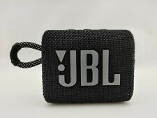 JBL Go 3 Portable Bluetooth Speaker -Black