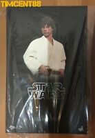 Ready! Hot Toys MMS 297 Star Wars IV A New Hope 1/6 Luke Skywalker Hamill Normal