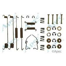 Fits Ford P100 MK2 2.0 Genuine OE Quality Apec Rear Brake Shoe Accessory Kit