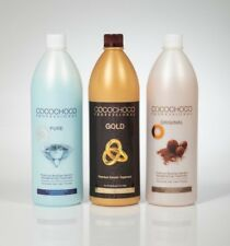 COCOCHOCO Brazilian Keratin hair treatment blowout Kit for Dark or damaged hair
