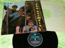 THE ANIMALS : Self titled, eponymous LP - Orig 1964 UK 1st press mono LP VG 217