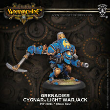 Warmachine: Cygnar Grenadier Light Warjack PIP 31044