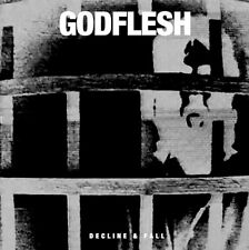 GODFLESH DECLINE AND FALL VINYL EP AVALANCHE RECORDINGS UK 2014 NEW SEALED