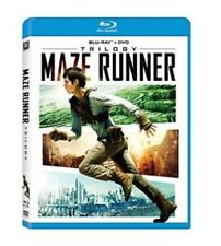 Maze Runner Trilogy - Blu-ray and DVD