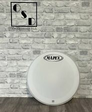 """More details for mapex front resonant bass drum head skin 22"""""""