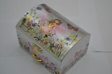 Gorgeous Girls Ballerina Jewellery Music Box Fairy Draw Ideal Gift Unwanted